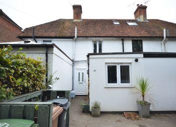 Thumbnail 2 bed terraced house to rent in Bell Lane, Staplehurst, Tonbridge