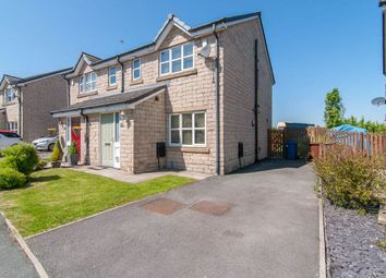 Thumbnail 3 bed semi-detached house for sale in Goldcrest Avenue, Bacup