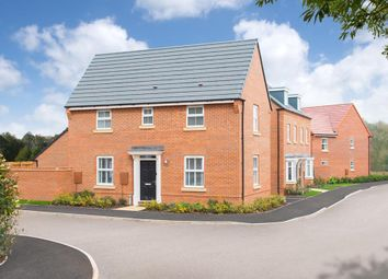 "Thumbnail 3 bedroom detached house for sale in ""Hatton"" at Harlequin Drive, Worksop"