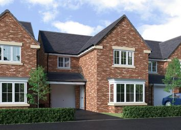 "Thumbnail 3 bed detached house for sale in ""Malory"" at Lammack Road, Blackburn"