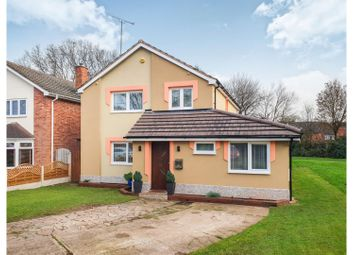 Thumbnail 4 bed detached house for sale in Barford Close, Redditch