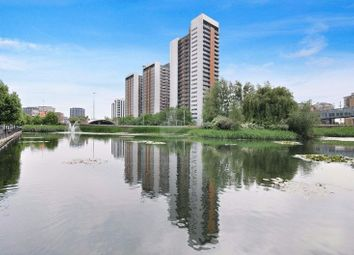 Thumbnail 1 bed flat to rent in Blackwall Way, London