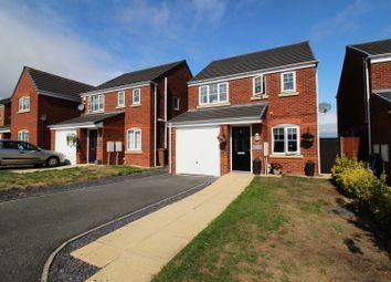 Thumbnail 3 bed detached house for sale in Ffordd Yr Ysgol, Flint, Clwyd