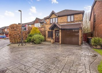 Thumbnail 4 bed detached house for sale in Glencourse Drive, Fulwood, Preston, Lancashire