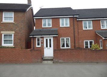 Thumbnail 3 bed end terrace house for sale in Station Road, Royal Wootton Bassett, Swindon