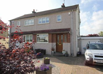 Thumbnail 2 bed semi-detached house for sale in Broomhall Drive, Corstorphine, Edinburgh