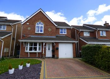 Thumbnail 4 bed detached house for sale in Waterford Close, Heath Charnock, Chorley