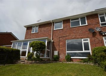 Thumbnail 3 bedroom semi-detached house for sale in Alexandra Way, Crediton, Devon