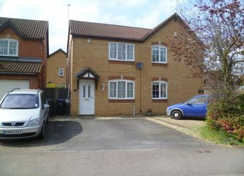 Thumbnail 2 bed property to rent in Cunningham Drive, Lutterworth