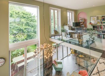 Thumbnail 5 bed semi-detached house to rent in Parliament Hill, Hampstead