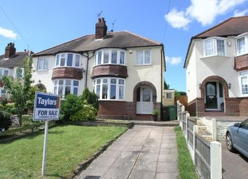 Thumbnail 3 bed semi-detached house for sale in Parkfield Road, Stourbridge