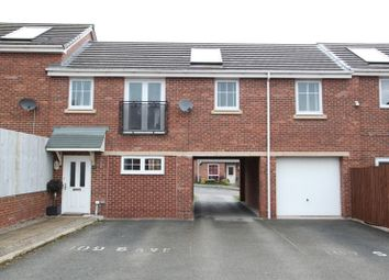 Thumbnail 2 bed terraced house for sale in Sutton Avenue, Silverdale, Newcastle-Under-Lyme
