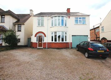 Thumbnail 4 bed detached house for sale in Hinckley Road, Burbage, Hinckley