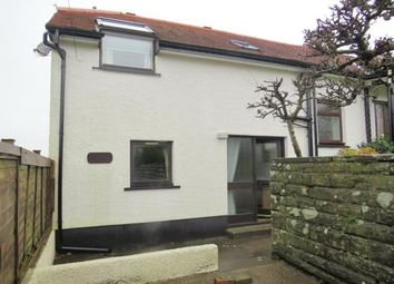 Thumbnail 2 bedroom semi-detached house to rent in The Hill Annexe, Egremont Road, Hensingham, Whitehaven