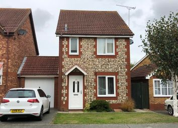 Thumbnail 3 bed detached house to rent in Bugsby Way, Kesgrave, Ipswich