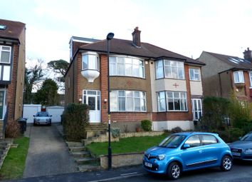 Thumbnail 4 bed semi-detached house for sale in Slades Gardens, Enfield