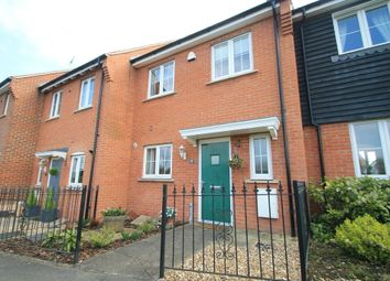 Thumbnail 3 bedroom terraced house for sale in Leys Close, Aylesbury