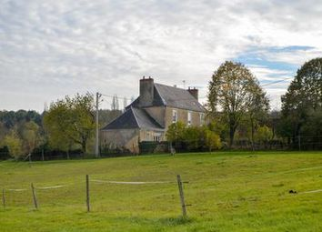 Thumbnail 5 bed equestrian property for sale in Souligne-Flace, Sarthe, France