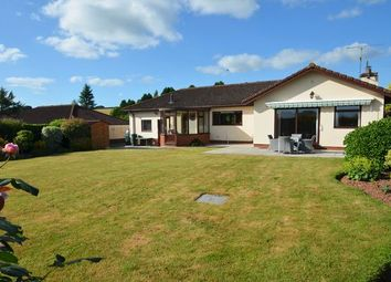Thumbnail 3 bed detached bungalow for sale in Uplowman, Tiverton