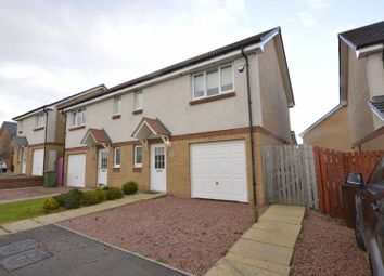Thumbnail 3 bed semi-detached house for sale in Woodfoot Quadrant, Glasgow