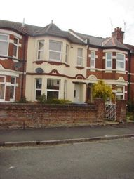 Thumbnail 3 bed terraced house to rent in Richville Road, Shirley, Southampton