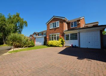 Thumbnail 5 bed detached house for sale in Heythrop Drive, Heswall