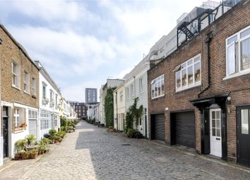 Thumbnail 1 bed mews house for sale in Radnor Mews, The Hyde Park Estate, London
