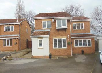 Thumbnail 3 bed detached house for sale in Parklands, Ossett