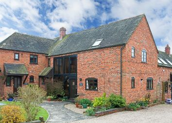 Thumbnail 3 bed barn conversion for sale in Beoley Court, Icknield Street, Beoley, Redditch