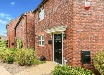 Thumbnail 3 bed end terrace house for sale in Sunbeam Way, New Stoke Village, Coventry, West Midlands
