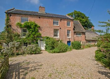 Thumbnail 5 bedroom detached house for sale in Happisburgh, Norwich