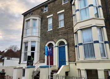 Thumbnail 1 bed flat to rent in 8 Shaftesbury Road, Southsea