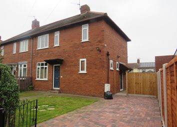 Thumbnail 3 bed property to rent in Douglas Road, Warmsworth, Doncaster