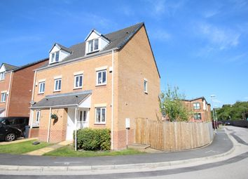 Thumbnail 3 bed semi-detached house for sale in Tudor Way, Beeston, Leeds