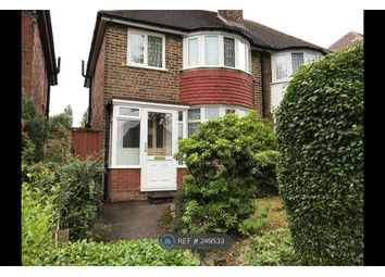 Thumbnail 3 bedroom semi-detached house to rent in Foden Road, Birmingham