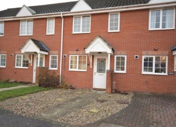 Thumbnail 2 bedroom terraced house for sale in Cawdor Close, Attleborough