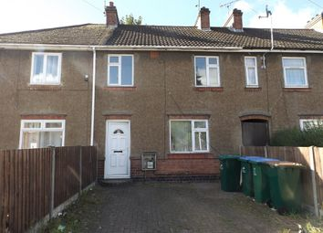 Thumbnail 3 bed terraced house to rent in Gerard Avenue, Coventry