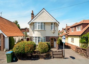 Thumbnail 3 bed detached house for sale in Dale Road, Walton-On-Thames, Surrey