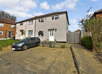 Thumbnail 3 bed semi-detached house for sale in Wealden Close, Crowborough, East Sussex