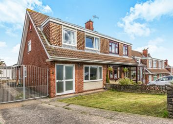 Thumbnail 3 bed semi-detached house for sale in Maes Y Coed, Gorseinon, Swansea