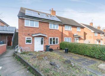 3 bed end terrace house for sale in Tidworth Croft, Birmingham, West Midlands B14