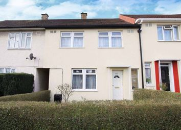Thumbnail 3 bed terraced house for sale in Courtenay Avenue, Harrow