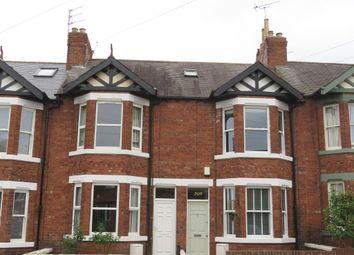 Thumbnail 3 bedroom terraced house for sale in Bishopthorpe Road, York