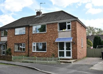 Thumbnail 3 bed semi-detached house for sale in Brook Green, Tadley, Hampshire