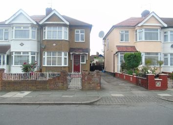 Thumbnail 3 bed semi-detached house for sale in Cowland Avenue, Ponders End, Enfield