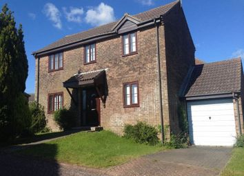 Thumbnail 3 bed detached house to rent in Gatcombe Close, Dorchester