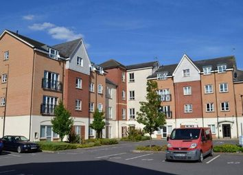 Thumbnail 2 bed flat for sale in Pomfret Court, River View, Northampton