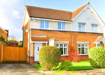 Thumbnail 3 bed semi-detached house for sale in Clover Way, Killinghall, Harrogate