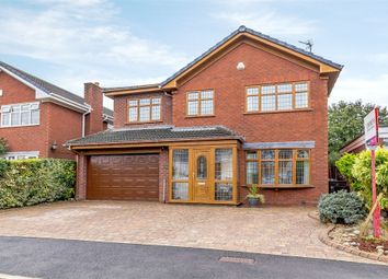 Thumbnail 4 bed detached house for sale in Ulverston Crescent, Lytham St Annes, Lancashire