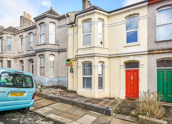 Thumbnail 1 bed flat for sale in May Terrace, Plymouth